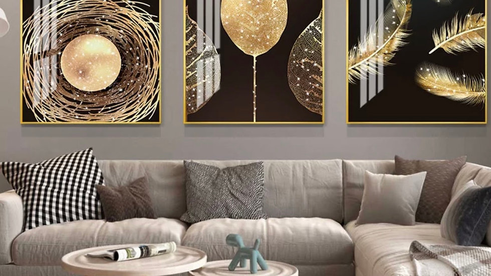 Custom Made Abstract Painting 38