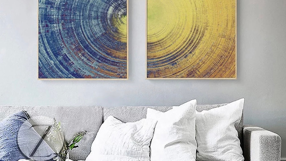 Custom Made Abstract Painting 45