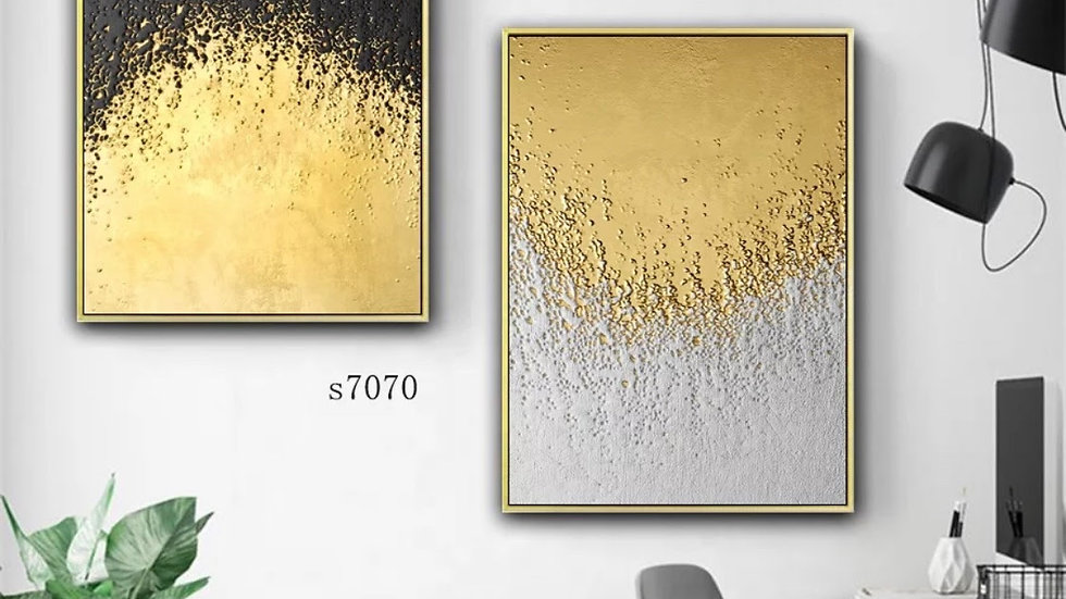 Custom Made Abstract Painting 43