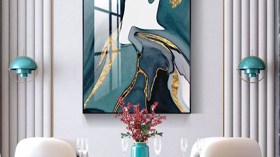 Custom Made Abstract Painting 40
