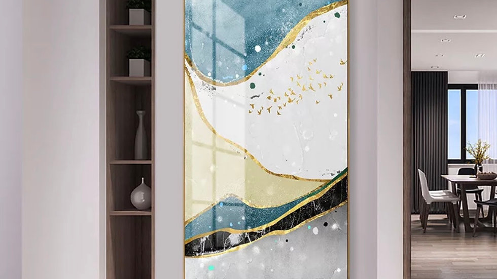 Custom Made Abstract Painting 17