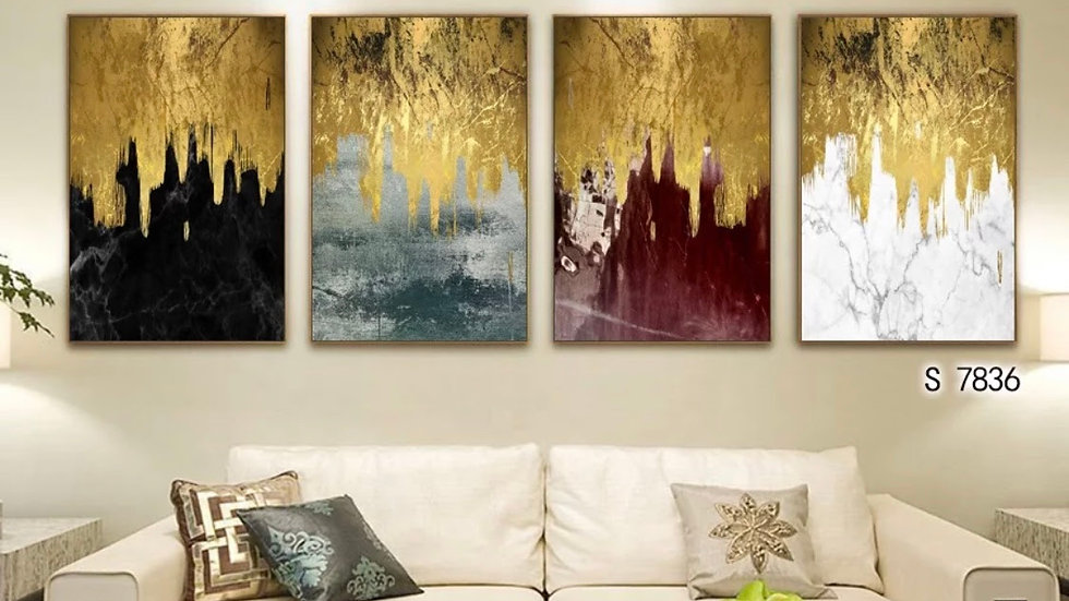 Custom Made Abstract Painting 42