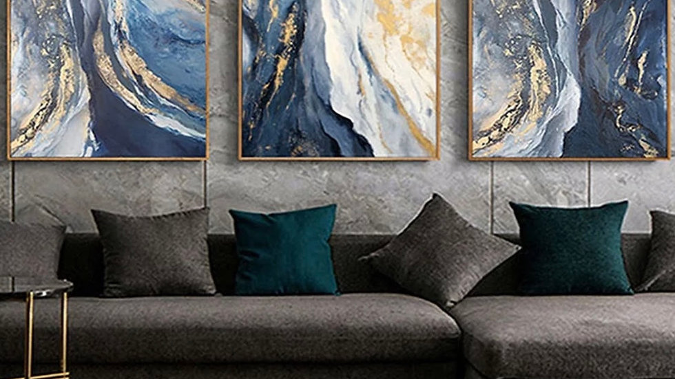 Custom Made Abstract Painting 49