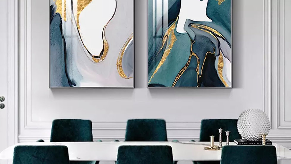 Custom Made Abstract Painting 41