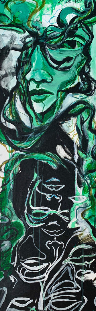Emerald Green, 2020