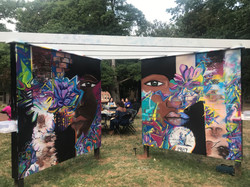 The Mural Panel Project, Davidson College