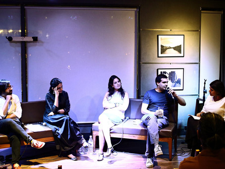 Artists' Corner Discussion 03: Careers in Music, Professionalism, and Artist Management