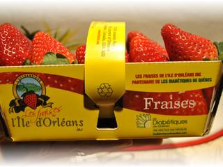 Les fraises en vedette dans ce menu estival proposé par la nutritionniste Anne-Marie Pelletier
