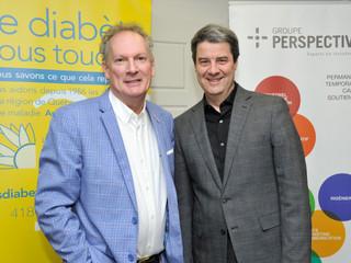 L'association régionale Les Diabétiques de Québec présente sa  34e soirée-bénéfice le jeudi 15 novem