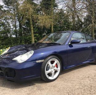 2002 (52) Porsche 911 996 C4S