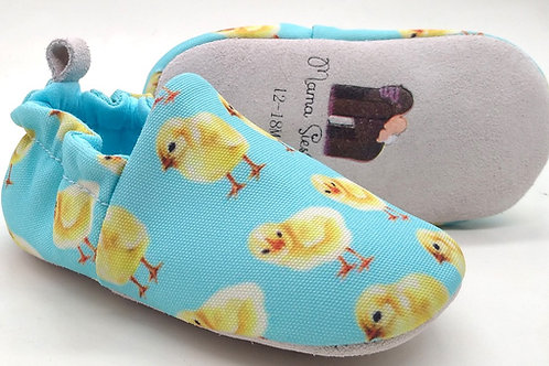 Tiny Toes Shoes Baby Chick