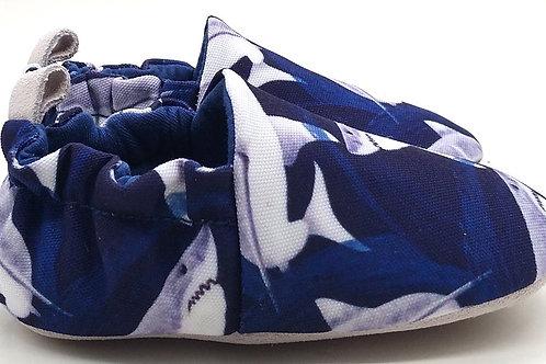 Tiny Toes Shoes Big Shark