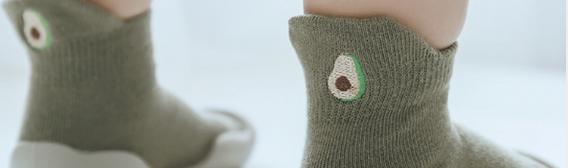 Fruititas Shoe Socks