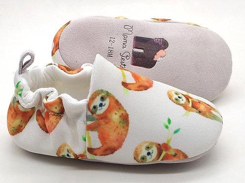 Tiny Toes Shoes Big Sloth