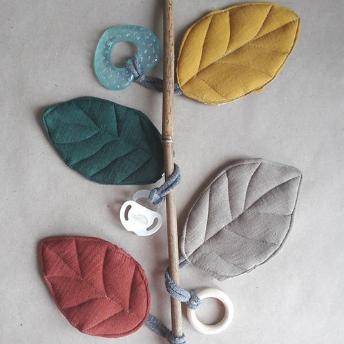 Leaf Teether