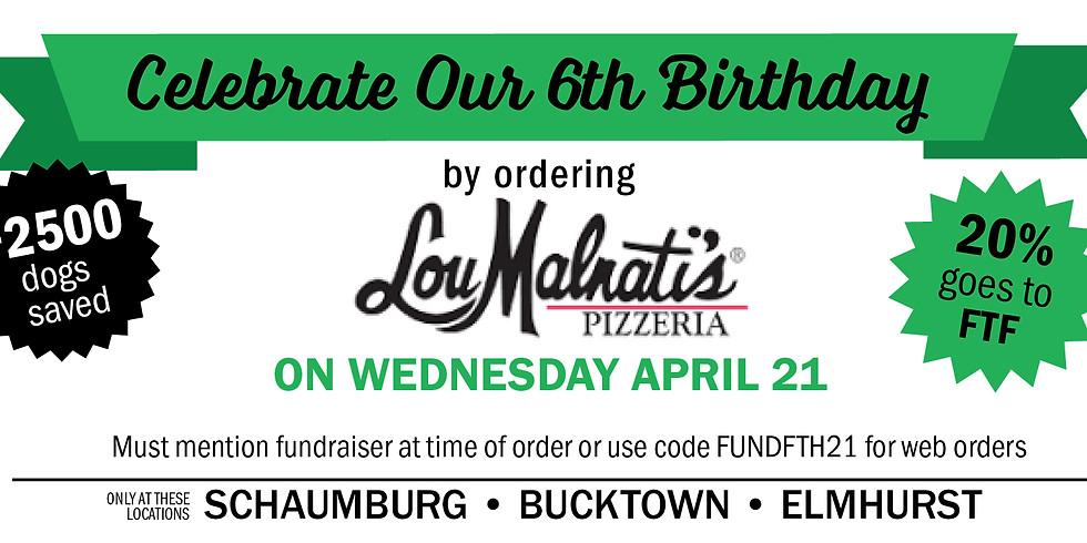 Lou Malnati's Dine 2 Donate