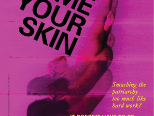 Give Me Your Skin - 5 STAR Review in LGBTQ Arts