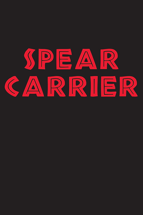 Spear Carrier A5 Notebook