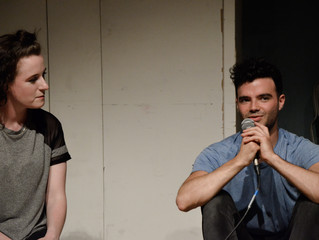 Give Me Your Skin Camden People's Theatre's Calm Down Dear Festival - 4 STAR review in Femal