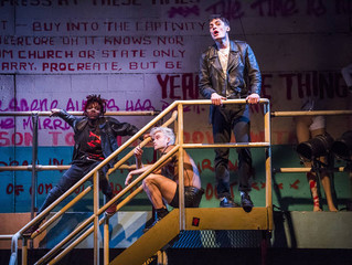 JUBILEE opens at Lyric Hammersmith