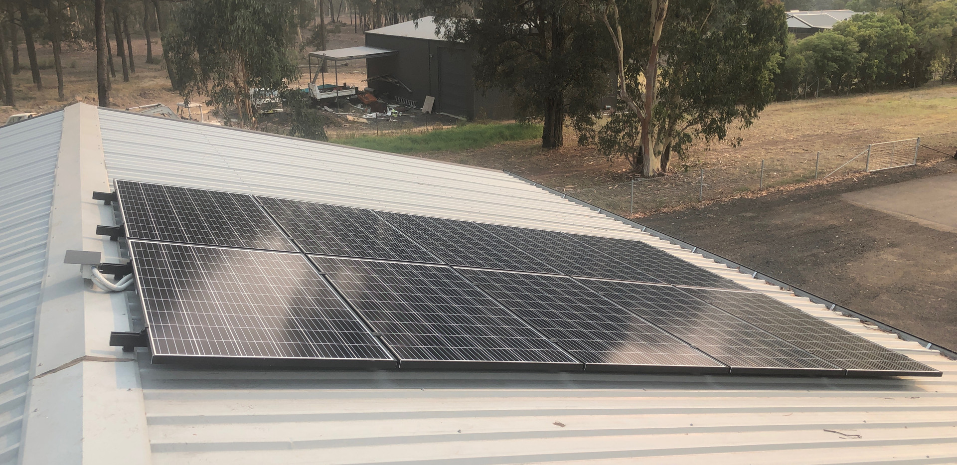 Londonderry Solar Panel Installation