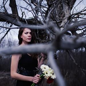 The Lady in Black ft. Michaela W.