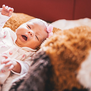 Newborn: Baby Vidda Dube
