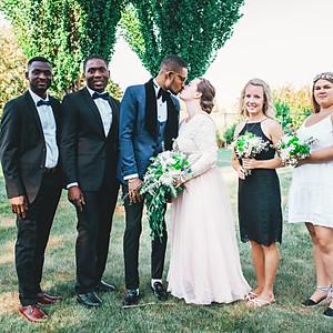 Wedding: Saya & Dayo