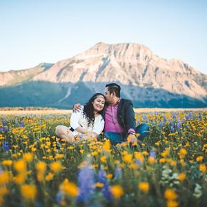 Engagement: Joan & Elmer