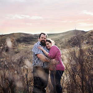 Engagement: Angela and Darrel
