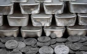 Silver bullion Victoria BC