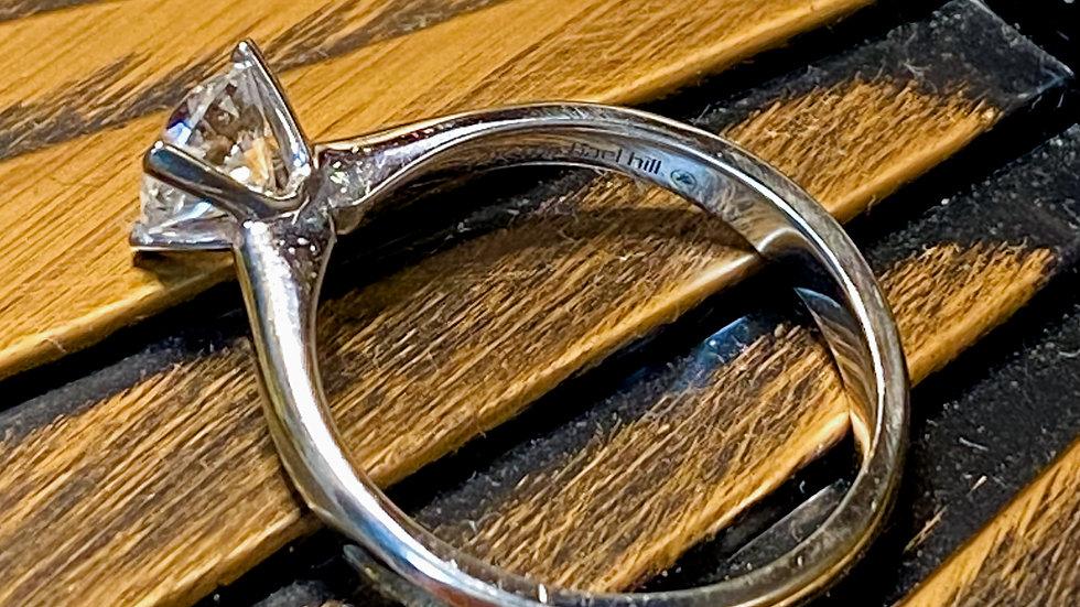 14K .76CT Diamond Ring