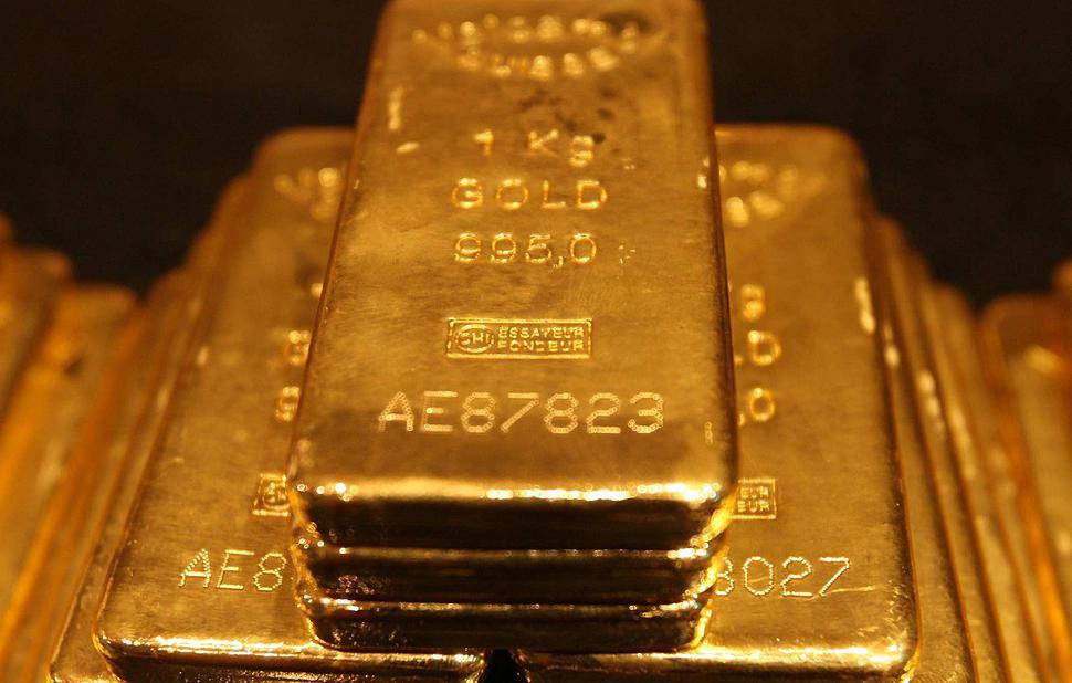 99.9999 Gold Bars