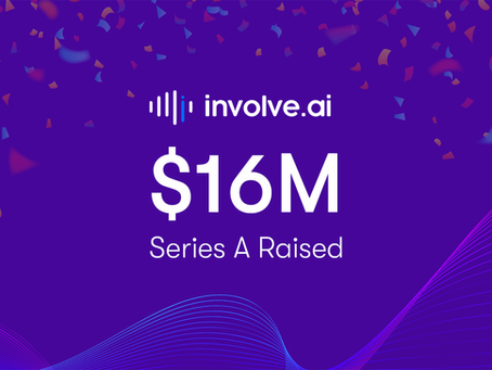 involve.ai Story: From Idea to $16M Series A