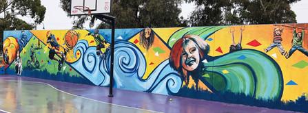 Ballam Park Wall