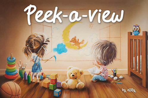 Peek-a-view - The Book