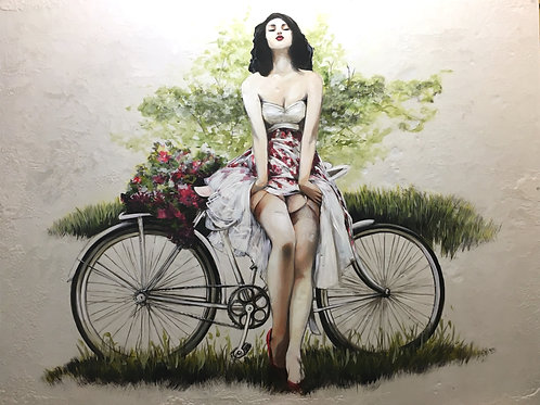 ENTICE ME - GIRL ON A BIKE