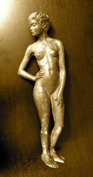 Female Bronze Study