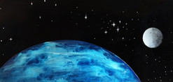 Earth from Afar