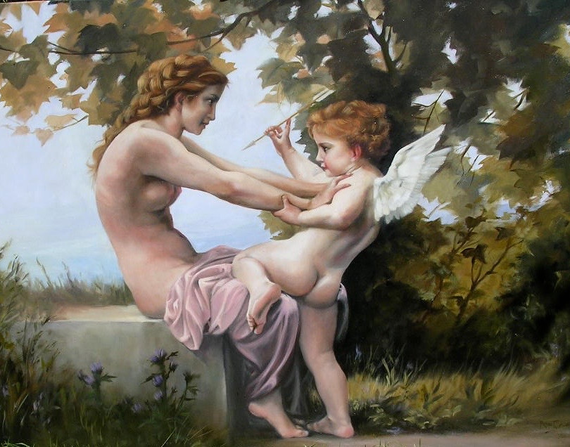 Reproduction Of Eros