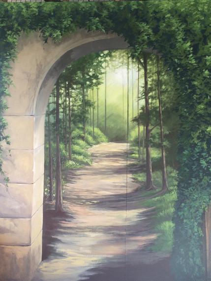 Arch Trompe Loeil