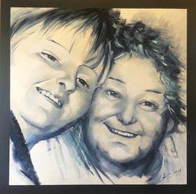 Lee & Mum