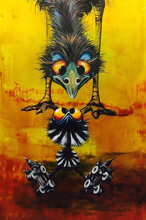 I'M ALRIGHT - EZRA THE EMU