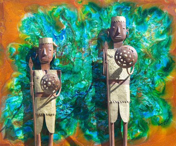 Astec Warriors