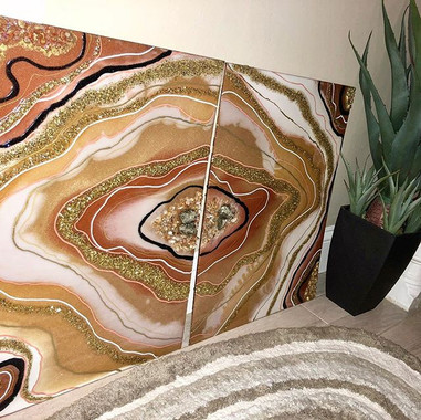 Umber Minerals _ -_-_-_-_-_#igartist #ig