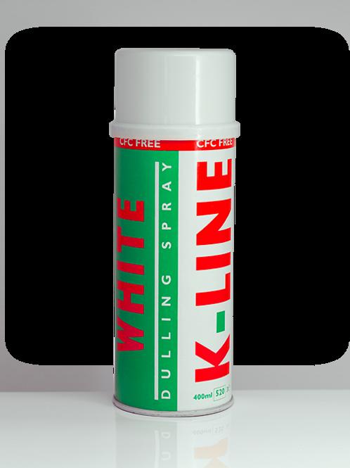 K-LINE Dulling Spray - White