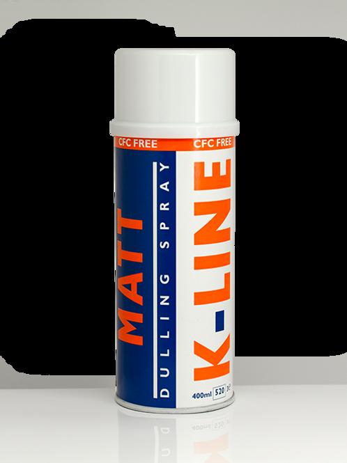 K-LINE Dulling Spray - Clear Matt