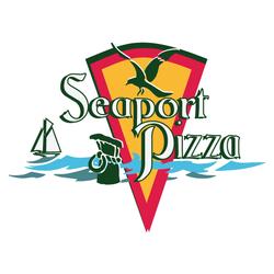 Seaport Pizza logo option 2
