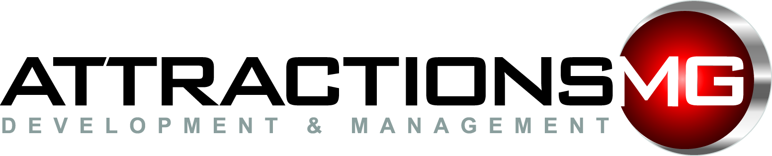 Attractions MG / logo re-design