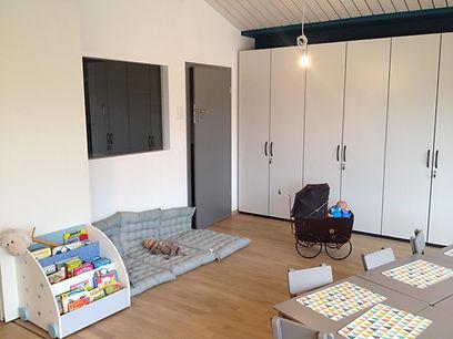 Infrastructure Centre d'accueil pour enfants Courgenay